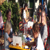 Kids restaurant Delft terrace