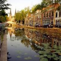 Canals at Delft