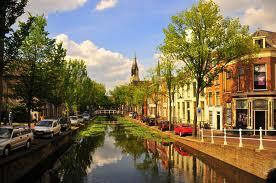Canals of Delft